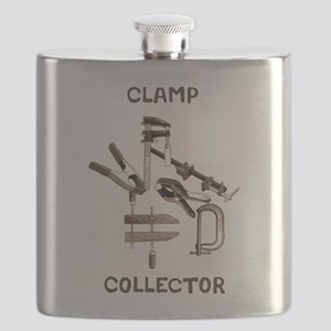 Clamp Collector Flask