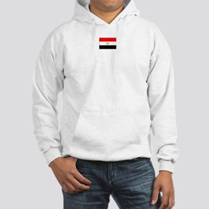 egypt flag Hooded Sweatshirt
