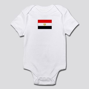 egypt flag Infant Bodysuit