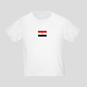 egypt flag Toddler T-Shirt