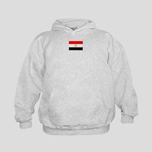 egypt flag Kids Hoodie
