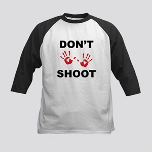 Hands Up - Don't Shoot Baseball Jersey