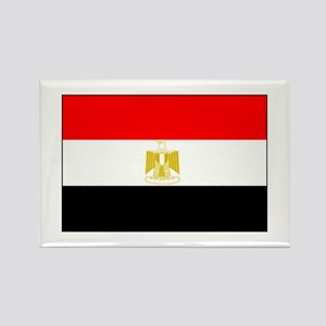egypt flag Rectangle Magnet
