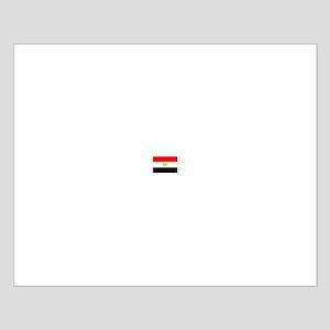 egypt flag Small Poster