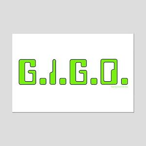 G.I.G.O. 1 Mini Poster Print