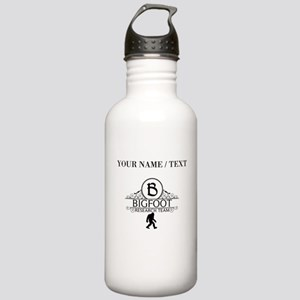 Custom Bigfoot Research Team Water Bottle