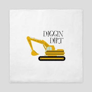 Diggin Dirt Queen Duvet