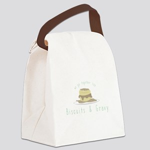 Go Toether Canvas Lunch Bag