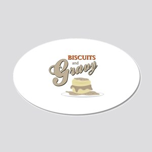Biscuits & Gravy Wall Decal