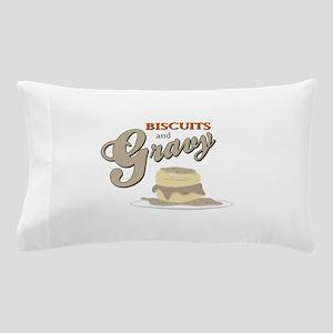 Biscuits & Gravy Pillow Case