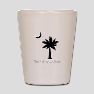 Palmetto State Shot Glass
