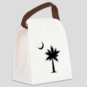 Palmetto Moon Canvas Lunch Bag