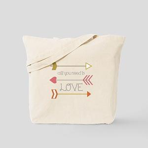 All You Need Tote Bag