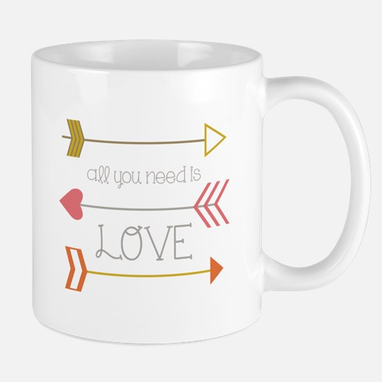 All You Need Mugs