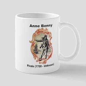 Anne Bonny Pirate Mug