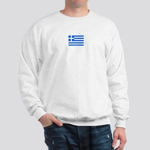 greece flag Sweatshirt