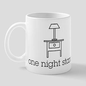 one night stand Mug