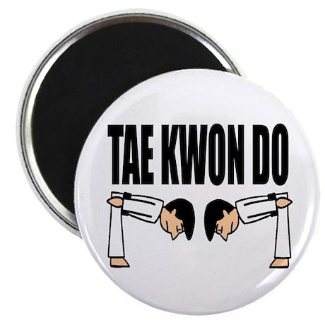 Tae Kwon Do Magnet