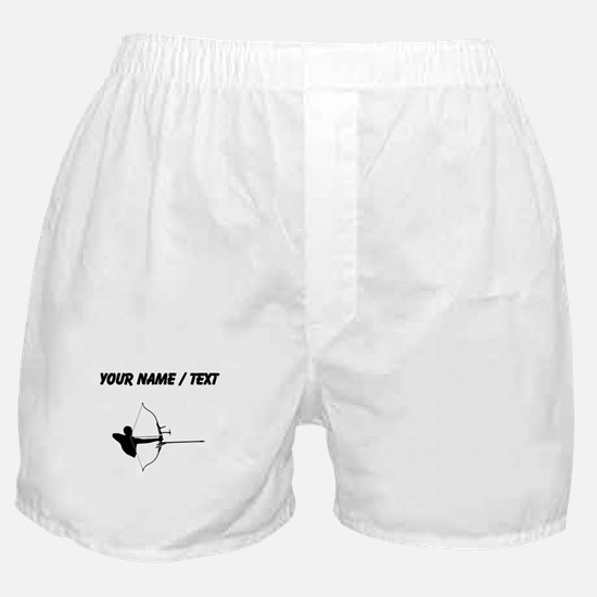 Custom Archer Boxer Shorts