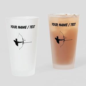 Custom Archer Drinking Glass