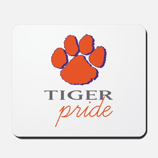 Tiger Pride Mousepad