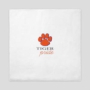 Tiger Pride Queen Duvet