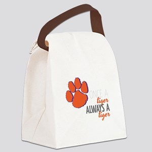 Once Always Canvas Lunch Bag