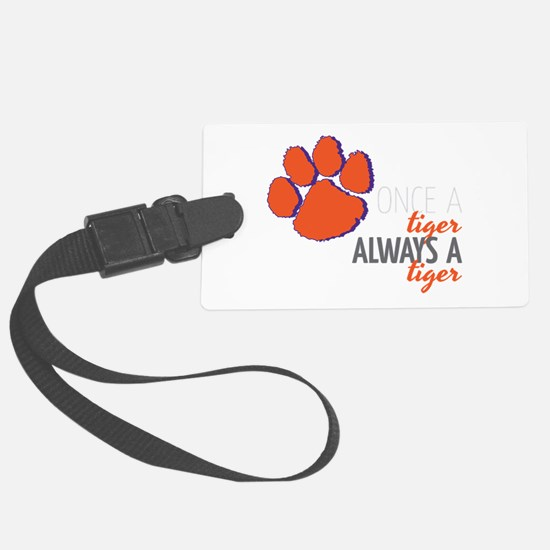 Once Always Luggage Tag