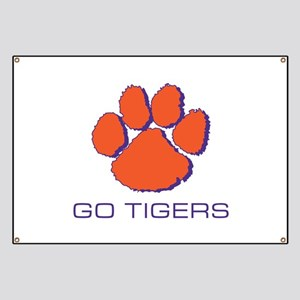 Go Tigers Banner