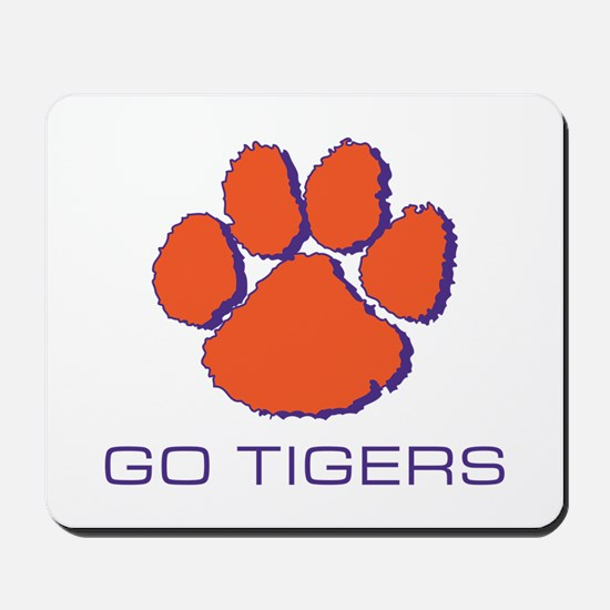 Go Tigers Mousepad