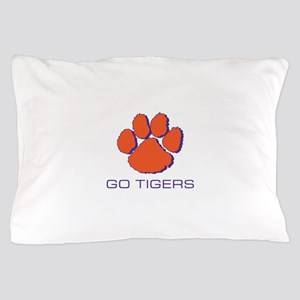 Go Tigers Pillow Case