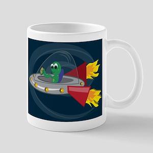 UFO Alien Mugs