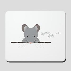 Mouse Squeak Mousepad