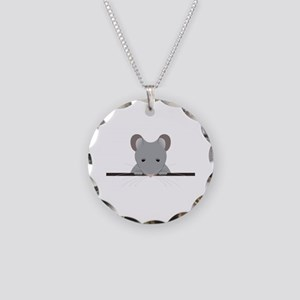 Pocket Mouse Necklace