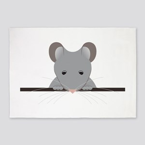 Pocket Mouse 5'x7'Area Rug