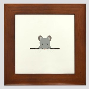 Pocket Mouse Framed Tile