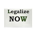 Legalize Rectangle Magnet (100 pack)