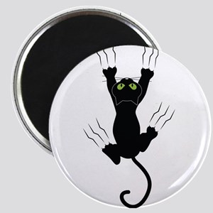 Cat Scratching Magnets