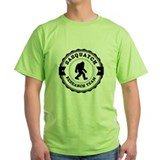 Bigfoot Green T-Shirt