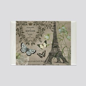 Vintage French Eiffel Tower Magnets