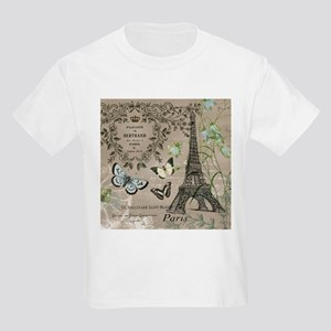 Vintage French Eiffel Tower T-Shirt