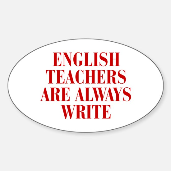 English teachers are always write, quote, grammar,