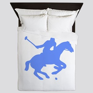 POLO HORSE Queen Duvet
