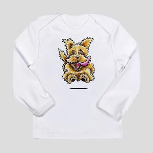 Wheaten Joy Long Sleeve T-Shirt