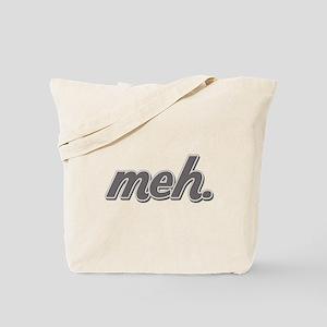 Meh 6 Tote Bag