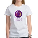 [inclusion works] Women's T-Shirt