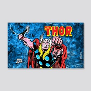 Thor Bluestorm 20x12 Wall Decal