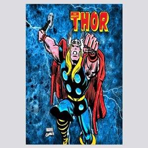 Thor Bluestorm Wall Art