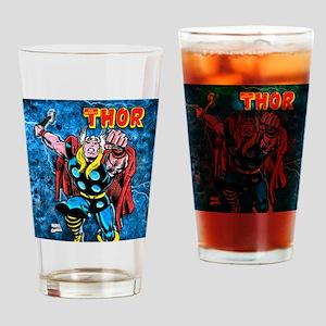 Thor Bluestorm Drinking Glass