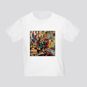 Thor Collage Toddler T-Shirt
